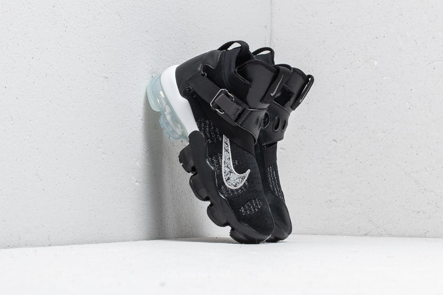5efc861a54c2 Nike Air Vapormax Premier Flyknit Black  Metallic Silver-White at a great  price 159