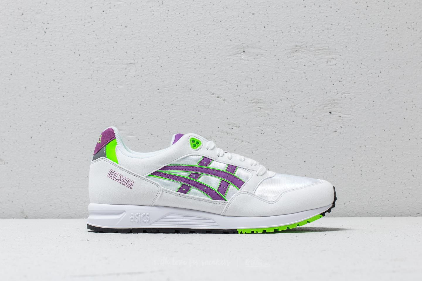 cacfb85740b1 Asics Gelsaga White/ Orchid at a great price 63 € buy at Footshop