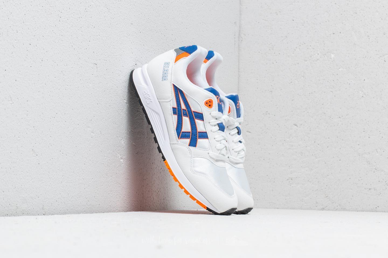 Asics Gelsaga White/ Asics Blue za skvělou cenu 1 690 Kč koupíte na Footshop.cz