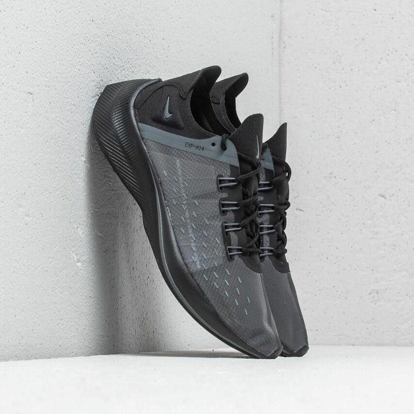 Nike EXP-X14 (GS) Black/ Dark Grey-Wolf Grey EUR 38.5