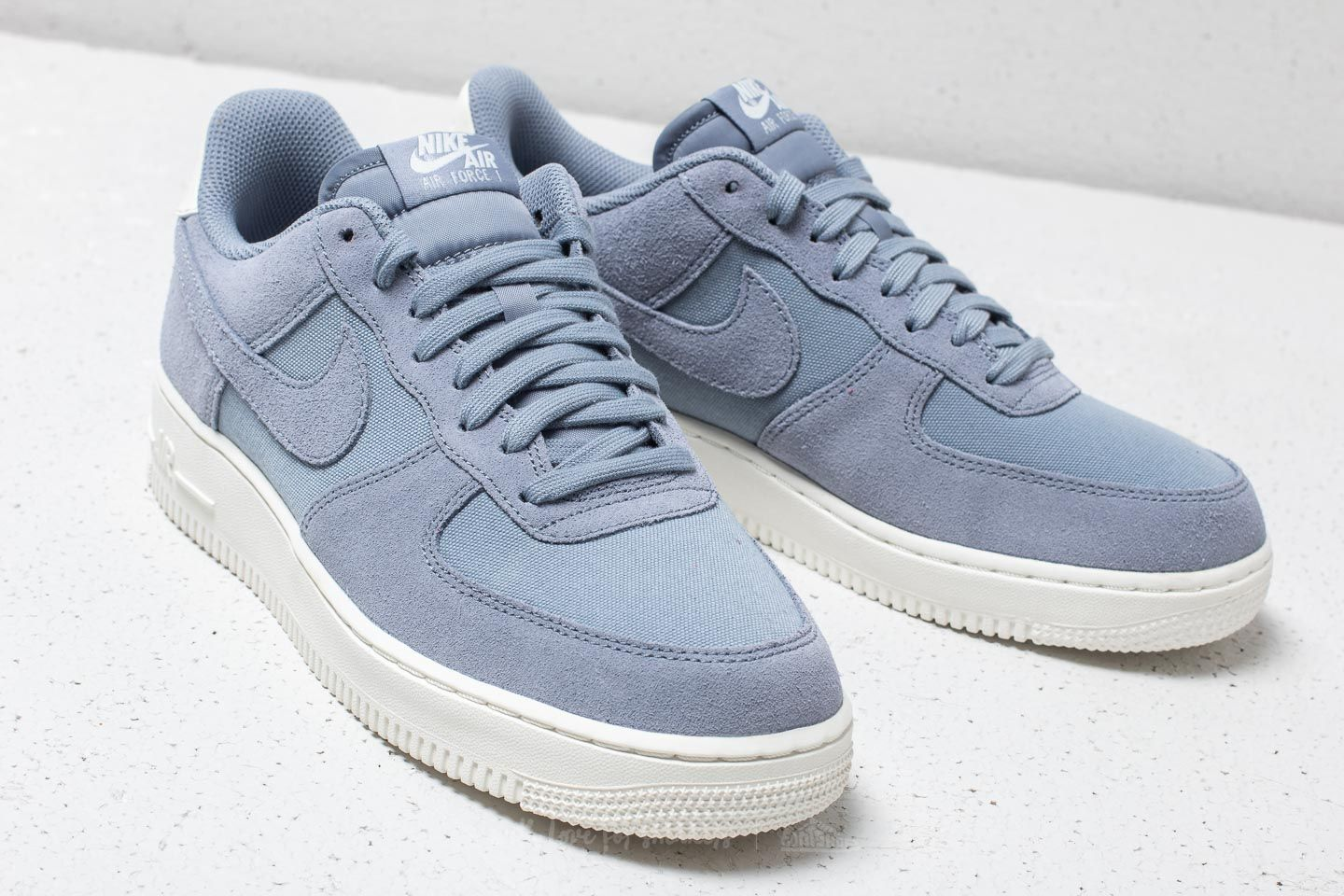 Nike Air Force 1 '07 Suede Ashen Slate Ashen Slate Sail | Footshop