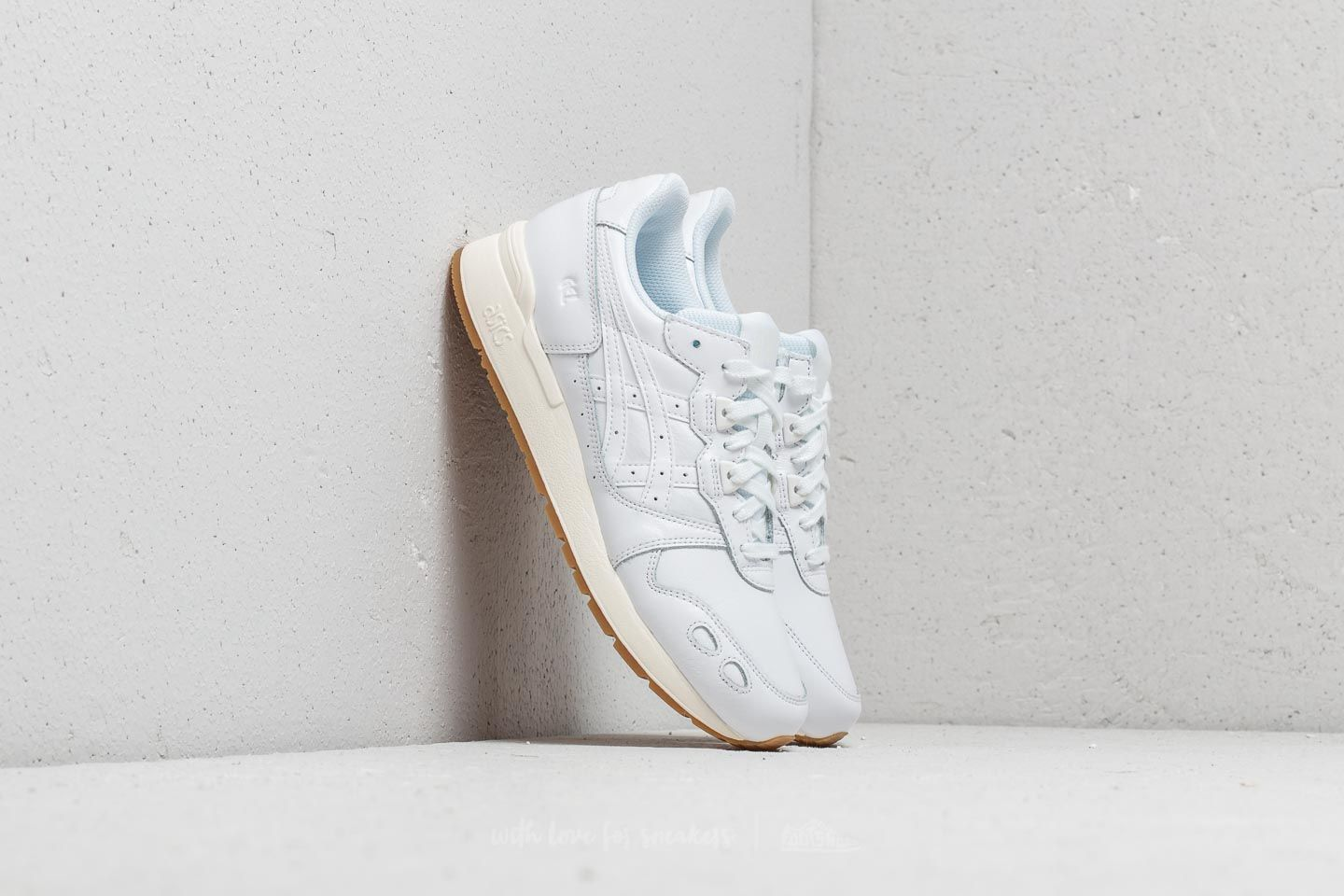 Women's shoes Asics Gel-Lyte White/ White