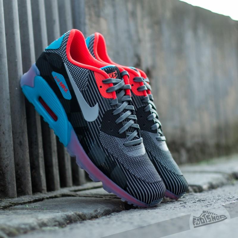 b5286cf401c0 Nike Air Max 90 KJCRD ICE QS Dark Grey Wolf Grey-Black-Blk Lgn ...