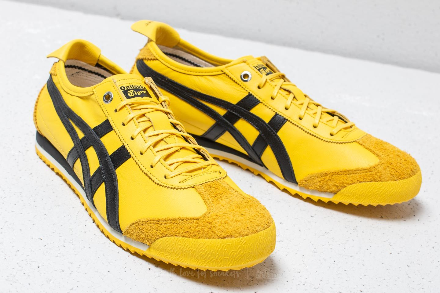 onitsuka tiger mexico 66 sd yellow black 90 youtube