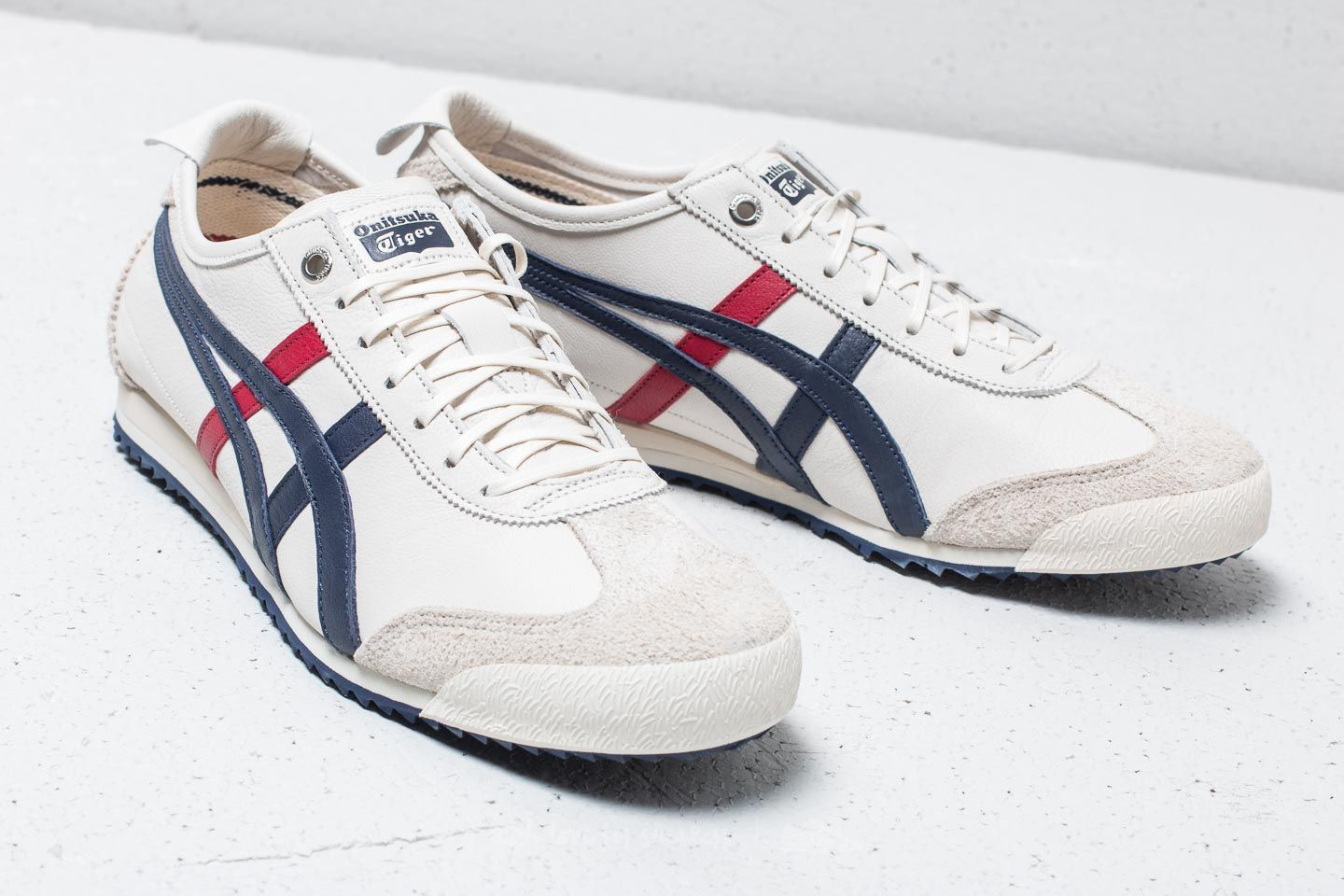 buy popular 527c4 bd75d Onitsuka Tiger Mexico 66 SD Cream/ Peacoat | Footshop