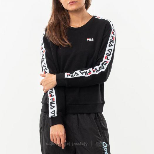 Fila Tivka Crew Sweater Black  494922f471