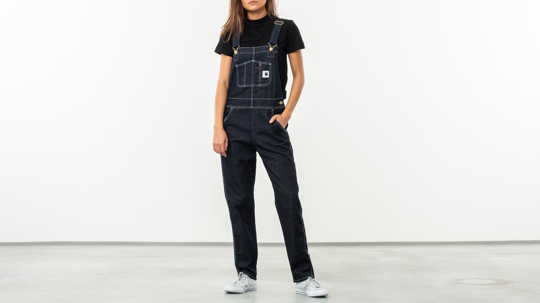 Carhartt WIP Bib Overal Jeans Blue Rinsed za skvělou cenu 2 990 Kč koupíte na Footshop.cz