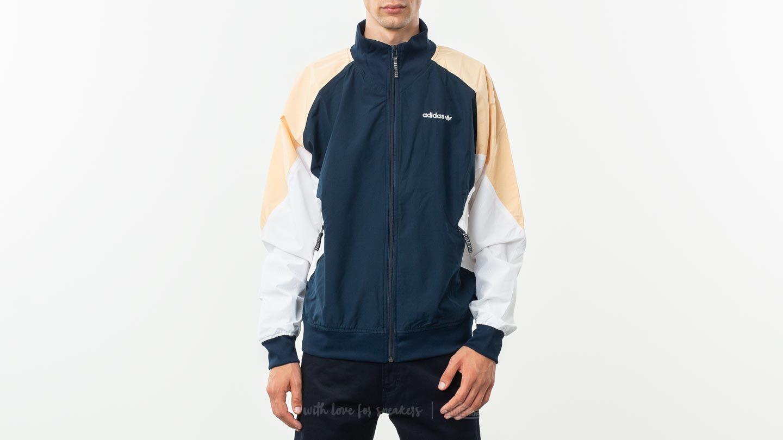 adidas EQT Jacket Collegiate Navy   Footshop