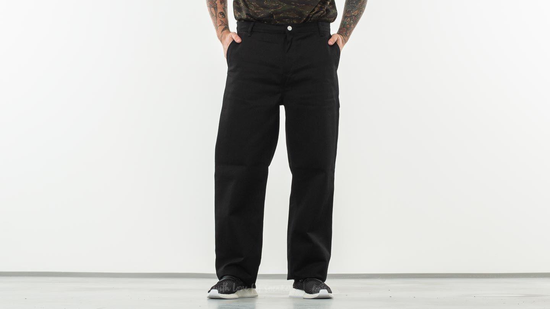 Carhartt WIP Pierce Pants Black za skvělou cenu 1 370 Kč koupíte na Footshop.cz