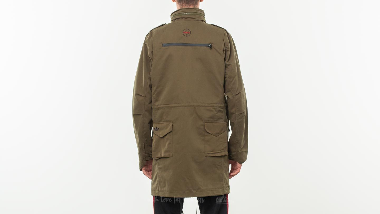 2751445ddb3d adidas x NEIGHBORHOOD M65 Jacket Trace Olive at a great price 262 € buy at  Footshop