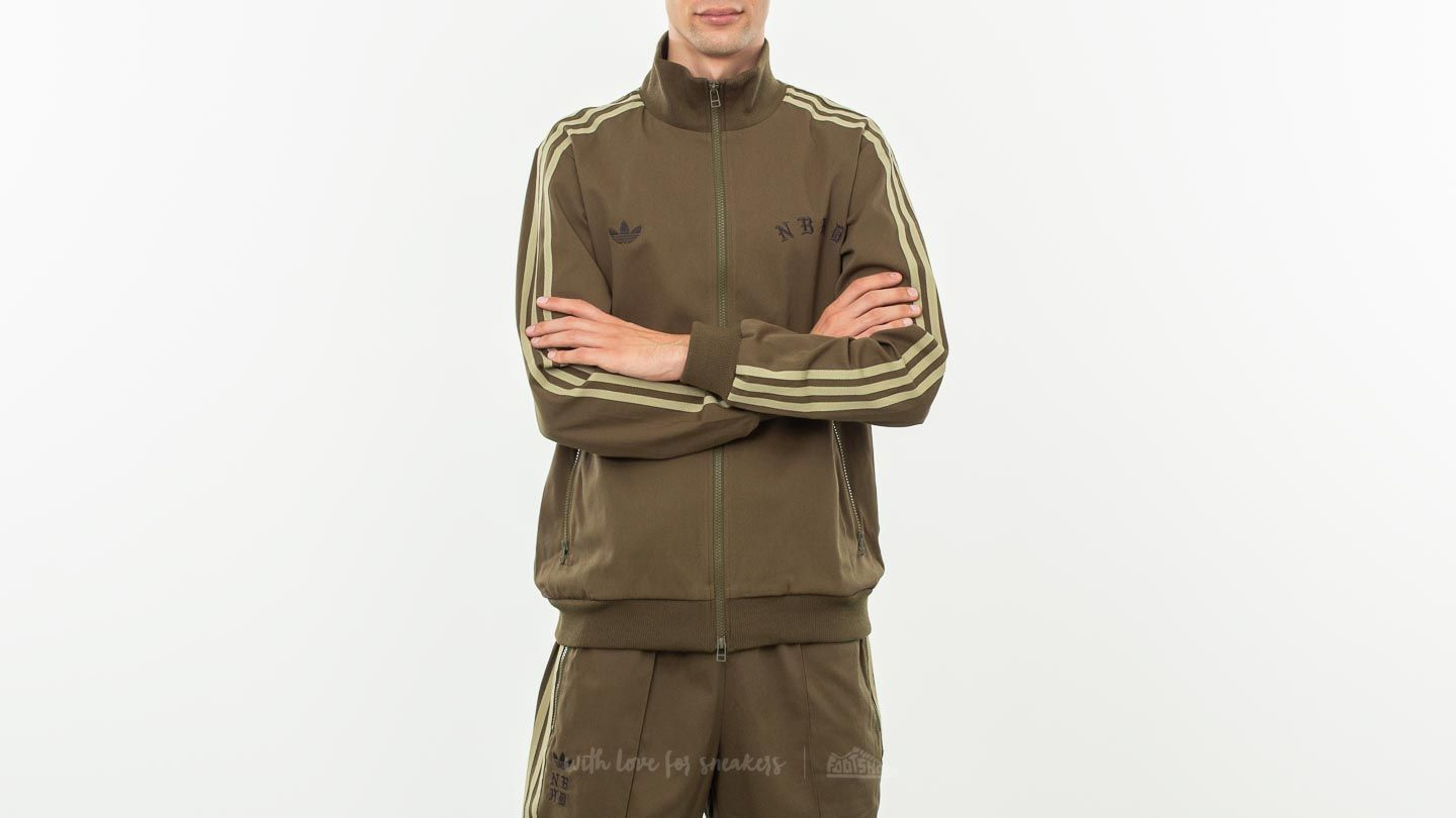 a2b1af7d28cf adidas x NEIGHBORHOOD Track Top Trace Olive at a great price 88 € buy at  Footshop