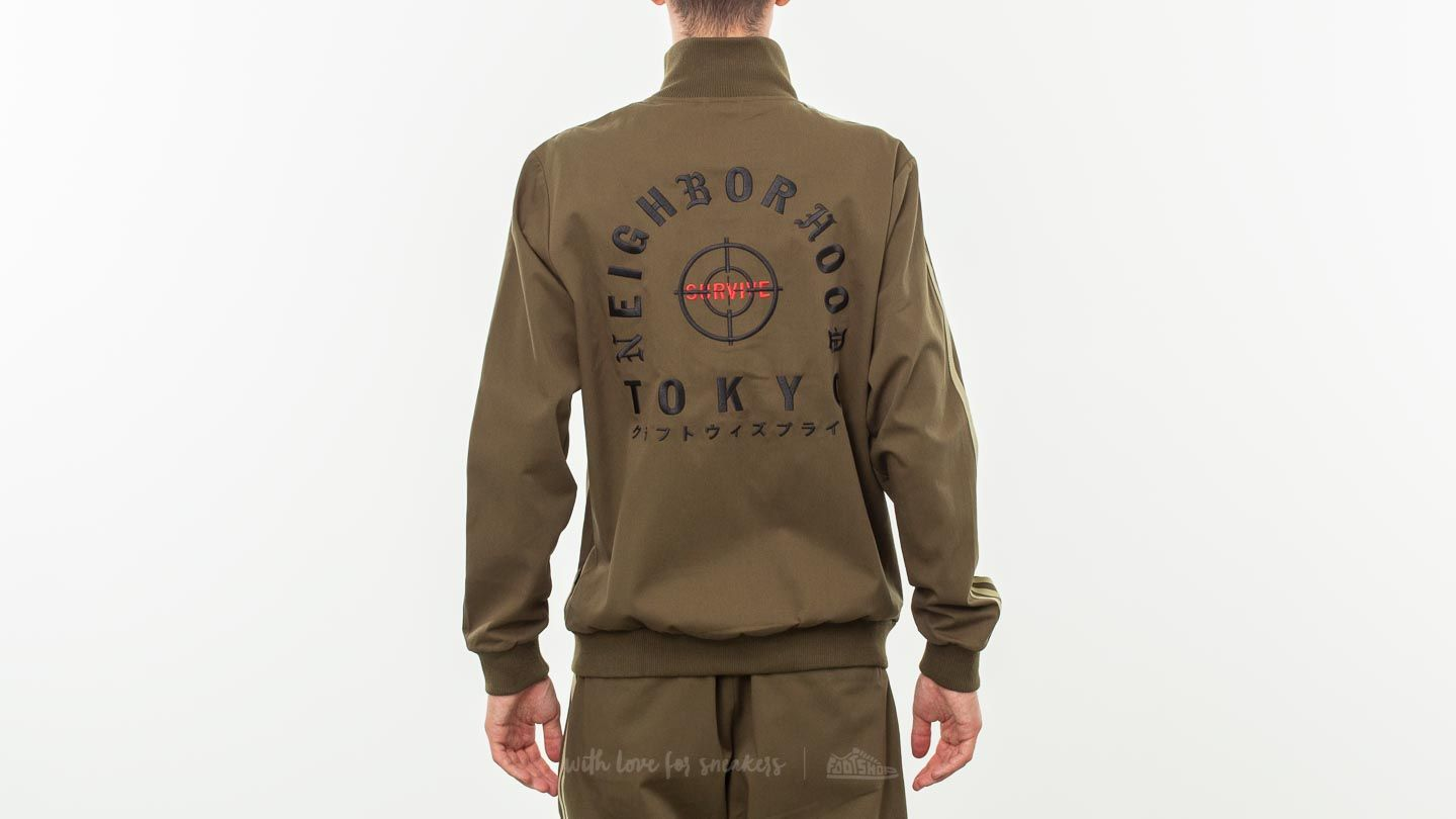 dee57b7d0b6c adidas x NEIGHBORHOOD Track Top Trace Olive at a great price 88 € buy at  Footshop