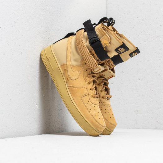 Nike SF Air Force 1 Club Gold Club Gold Club Gold | Footshop