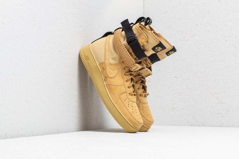 3c06d91b2d Nike SF Air Force 1 Club Gold  Club Gold-Club Gold
