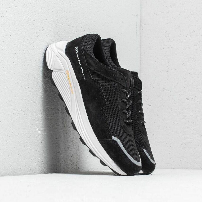 Wood Wood Nolan shoe Black