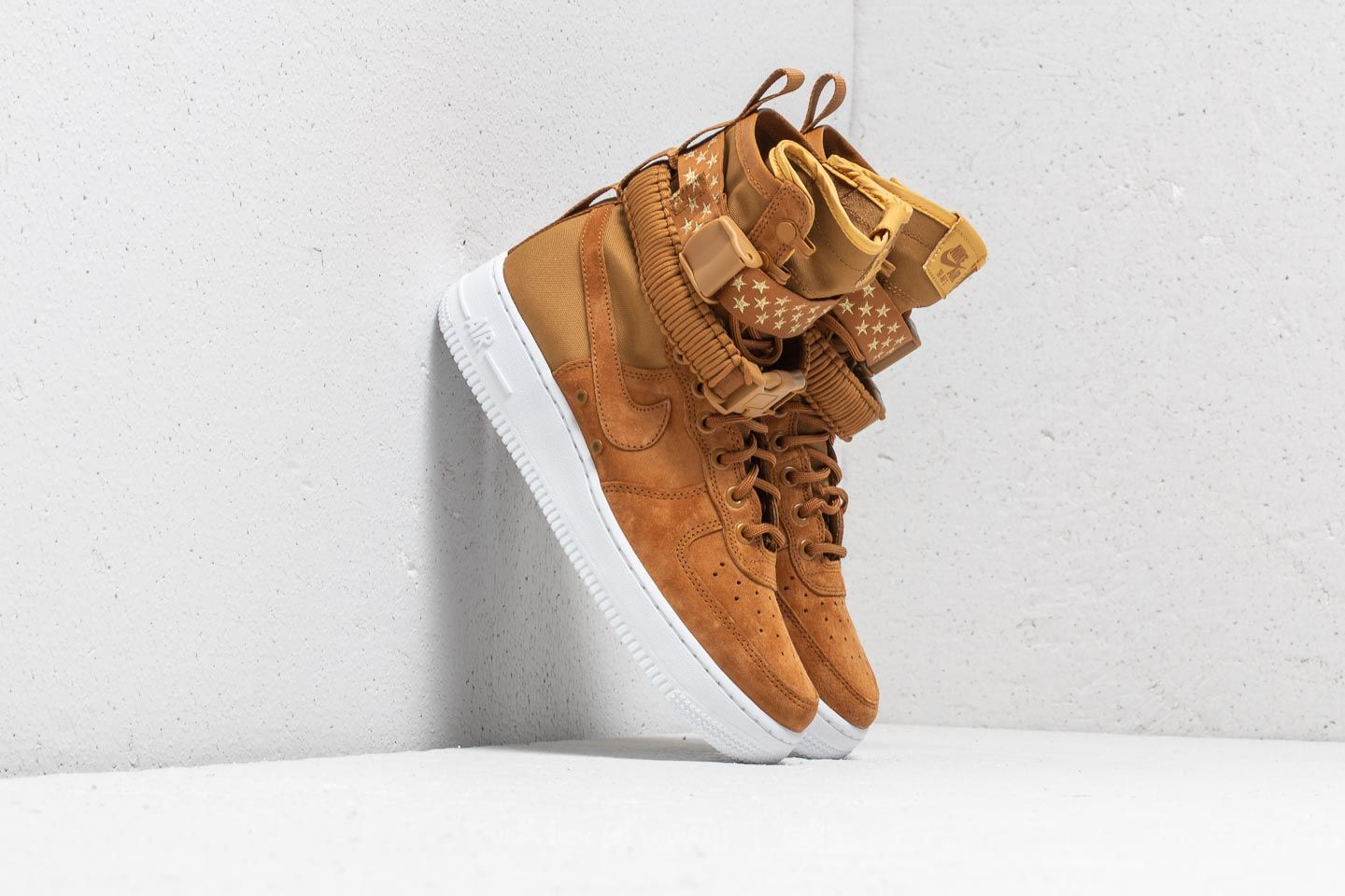 Nike W SF Air Force 1 Muted Bronze/ Muted Bronze