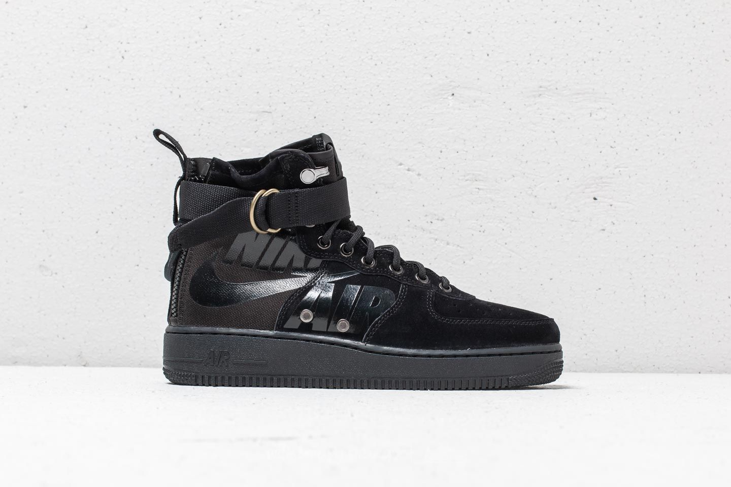 huge selection of d526e 927b6 ... get nike sf air force 1 mid black black cool grey at a great price 8ff9e