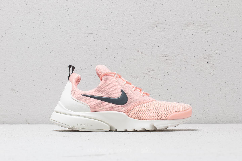 half off 363b9 d7fa9 Nike Presto Fly Wmns Stone Pink/ Anthracite   Footshop