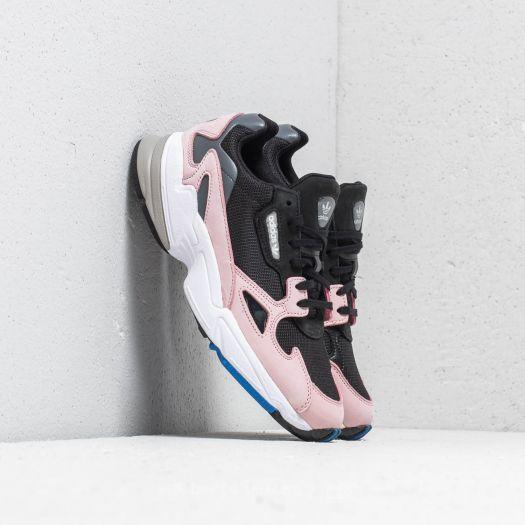 Core Black/ Core Black/ Light Pink