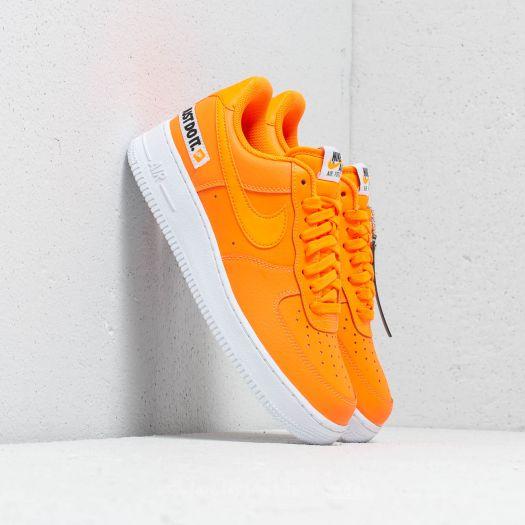 air force 1 07 homme orange