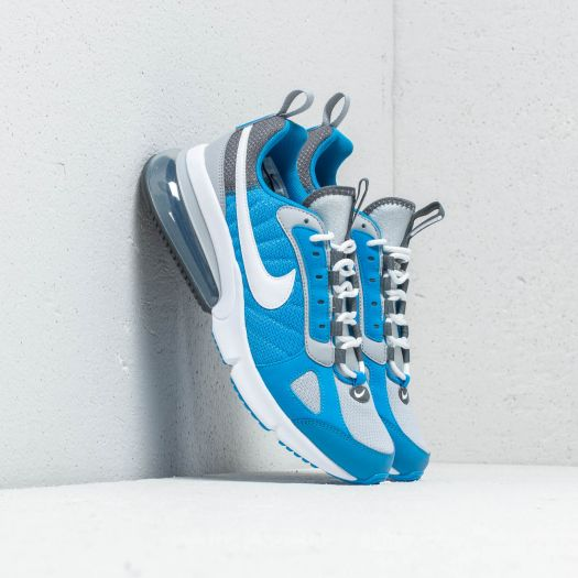 nike AIR MAX 270 FUTURA WOLF GREYWHITE PHOTO BLUE DARK GREY