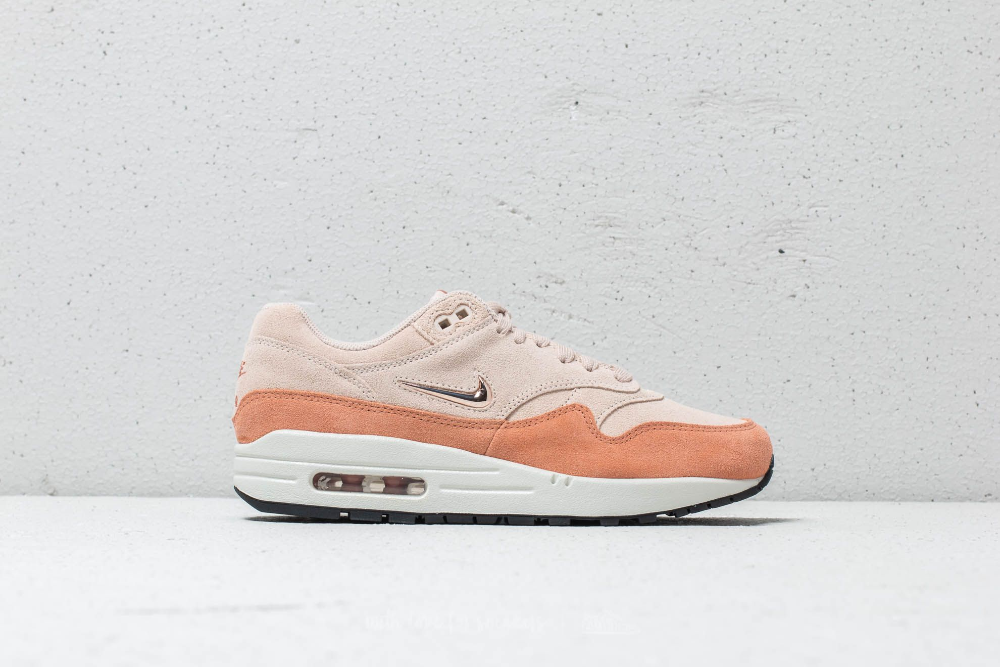 Nike W Air 1 Premium SC Ice Metallic Bronze Footshop Online