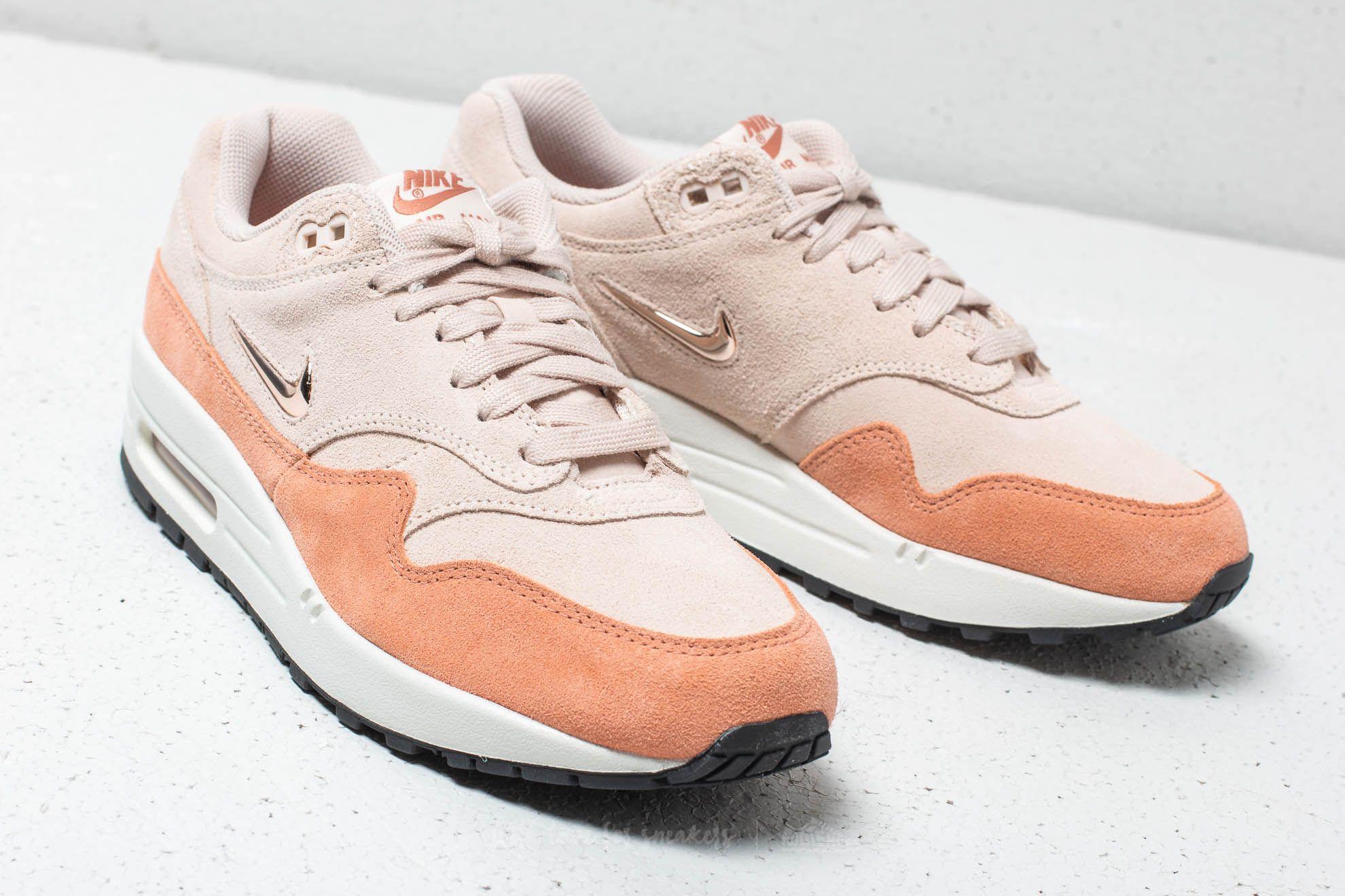 Nike W Air Max 1 Premium SC Guava Ice Metallic Bronze   Footshop