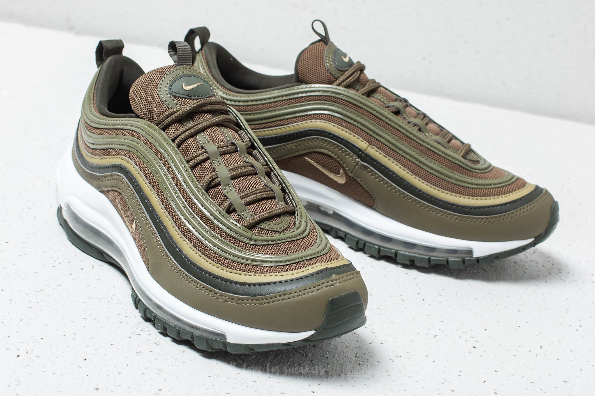 ... green khaki sneaker 267f6 5d40f  promo code for nike air max 97 w  medium olive neutral olive at a great price 62ce3abde