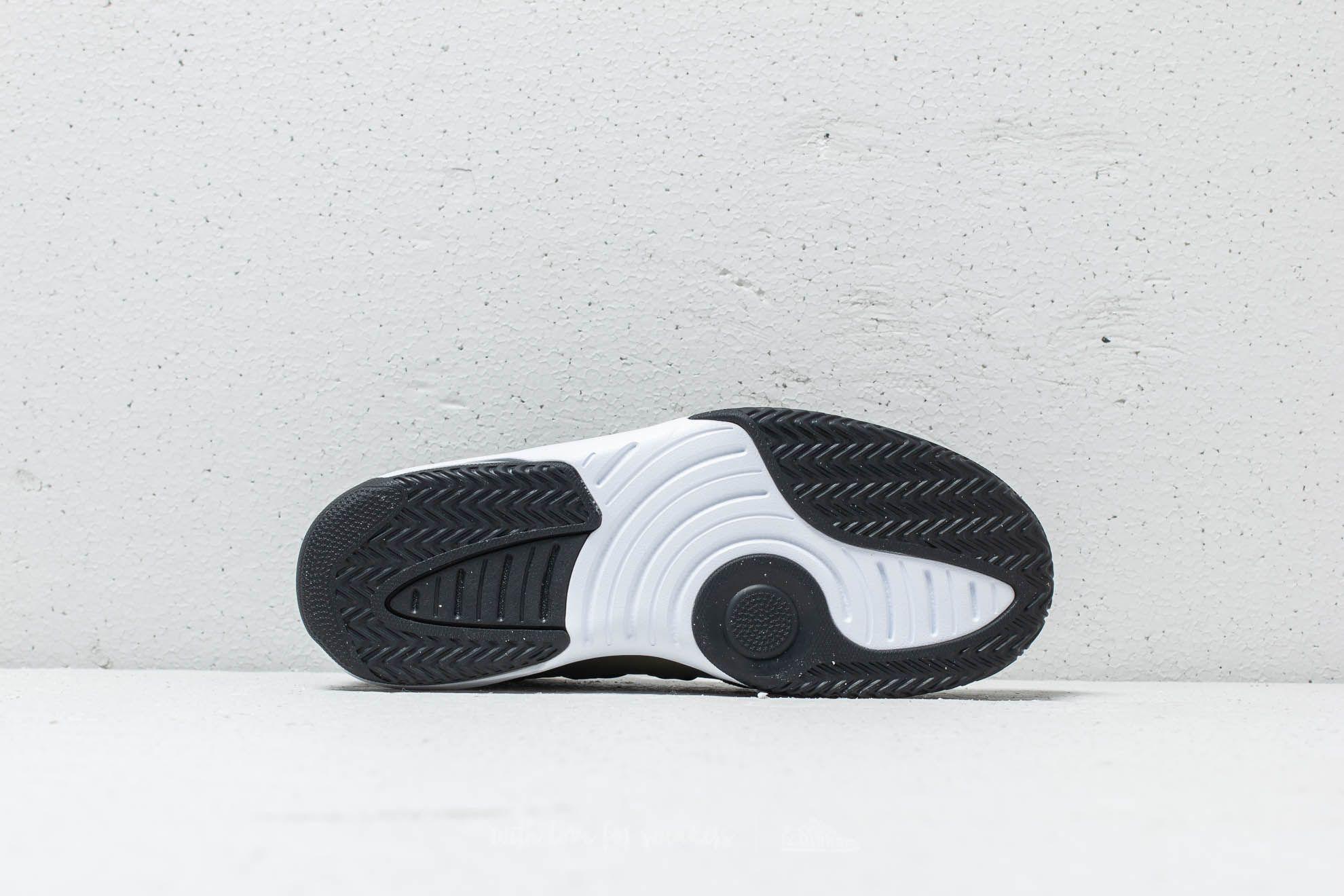Olive Max Jordan Canvas Aura Black Footshop White Tx86A0w6q