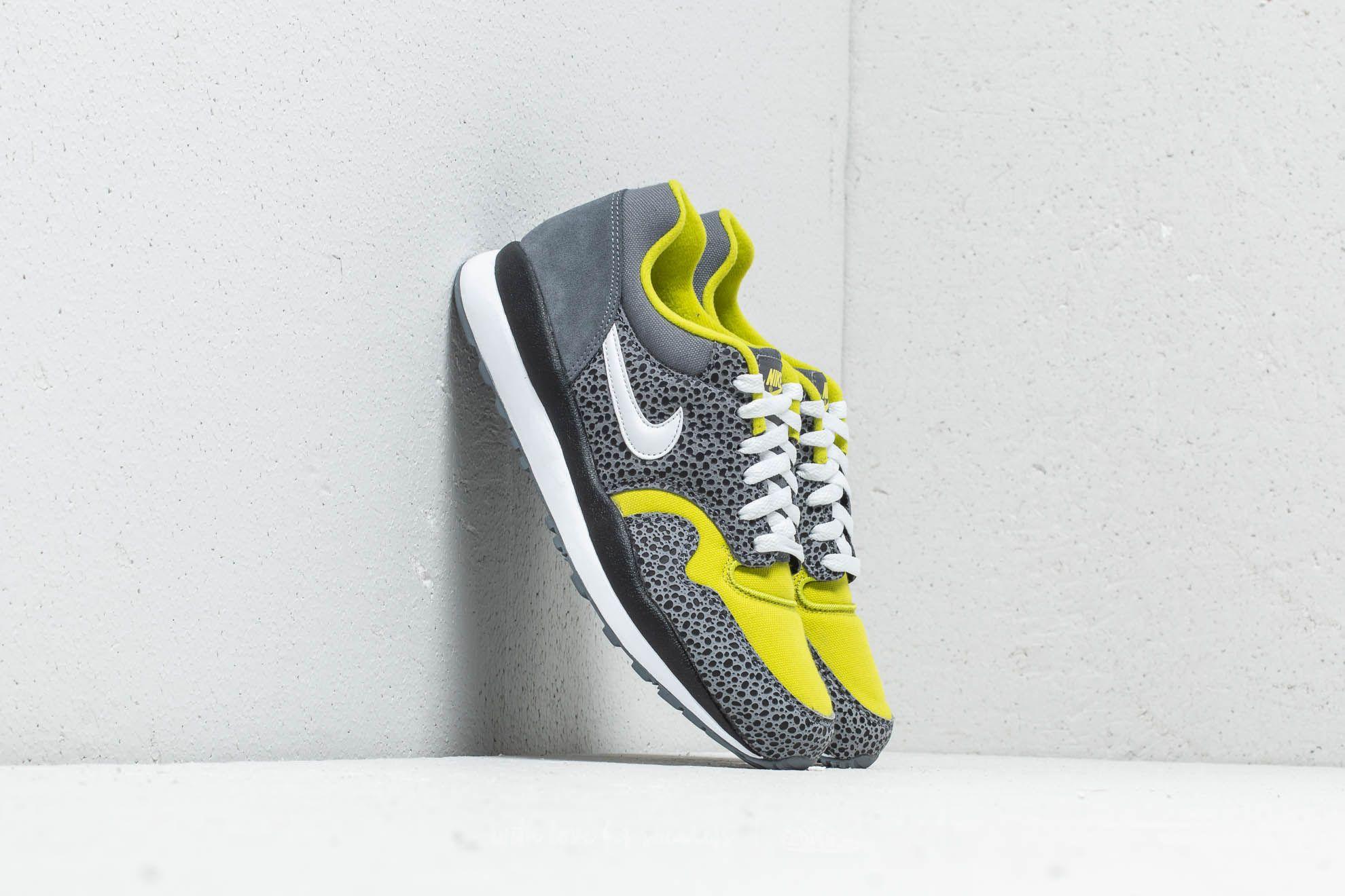 Nike Air Safari SE Flint Grey/ White-Bright Cactus za skvělou cenu 2 090 Kč koupíte na Footshop.cz