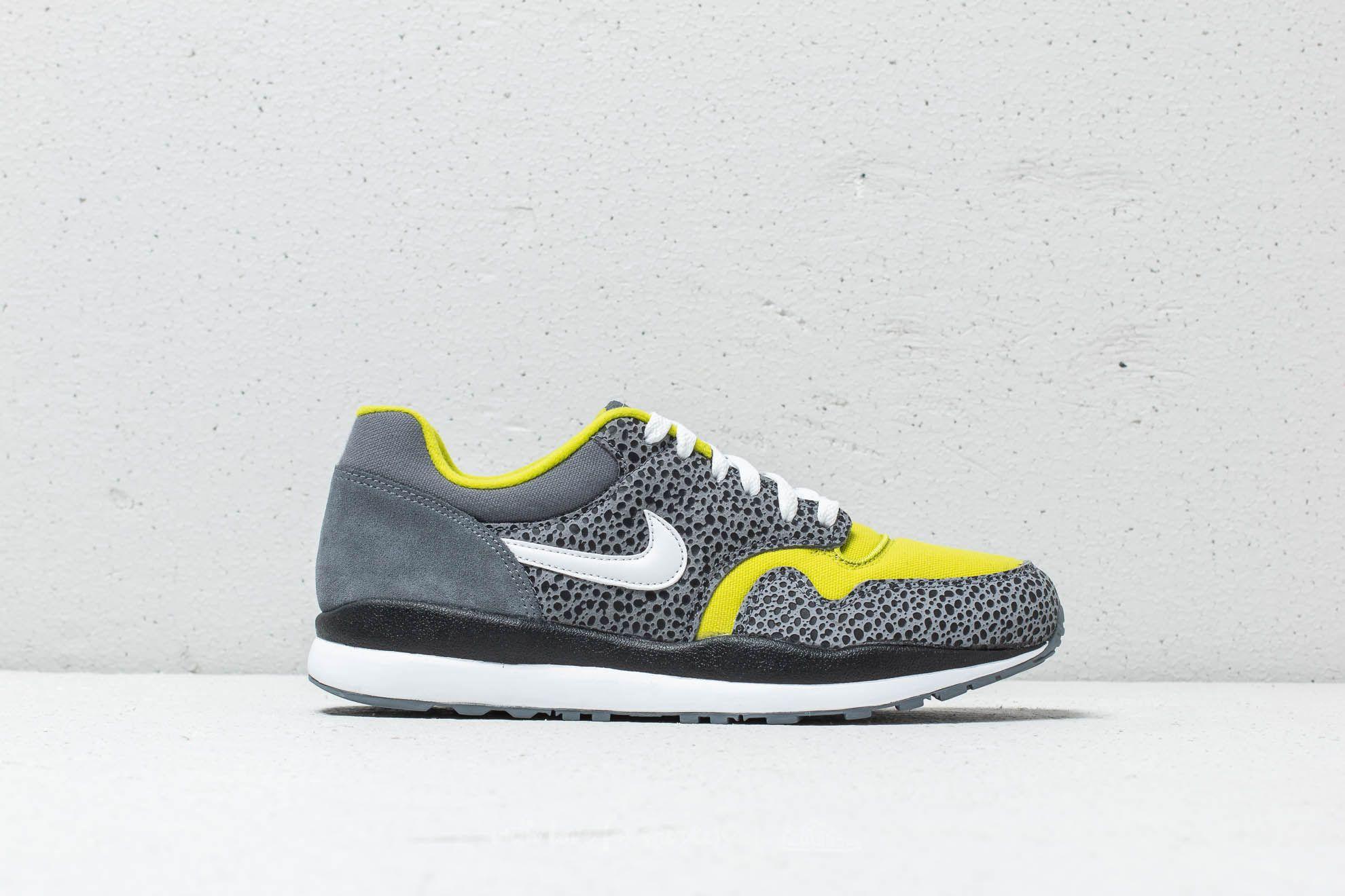 cd717758a39 Nike Air Safari SE Flint Grey  White-Bright Cactus at a great price 77