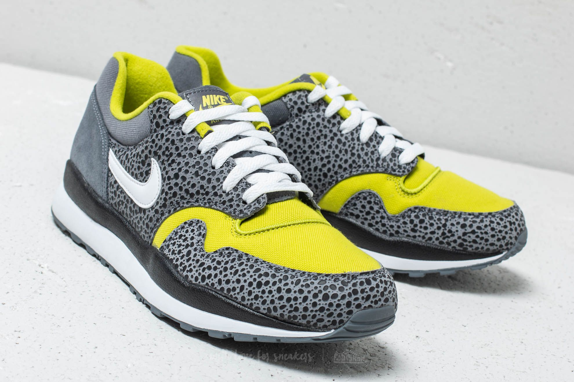 77c69d278be Nike Air Safari SE Flint Grey  White-Bright Cactus za skvelú cenu 77 €