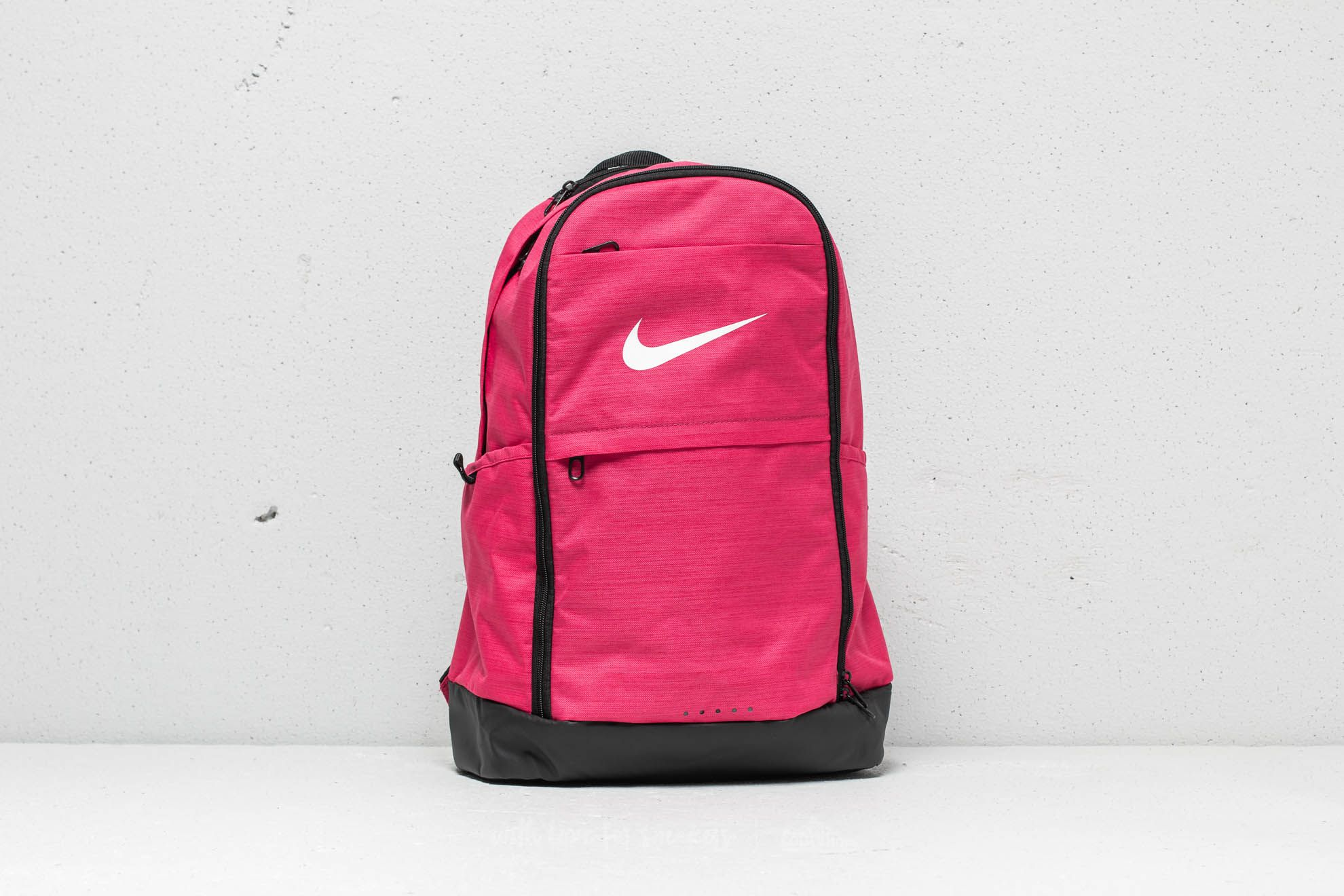 Nike Brasilia XL Backpack Pink  Black  White  4699372fa04c8