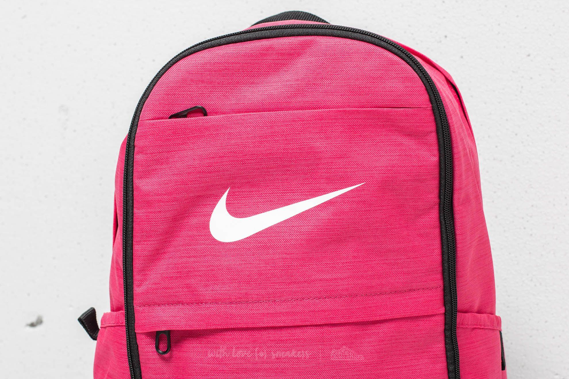 7b86d4ce76d Nike brasilia backpack pink black white footshop jpg 1980x1320 Pink nike  backpack