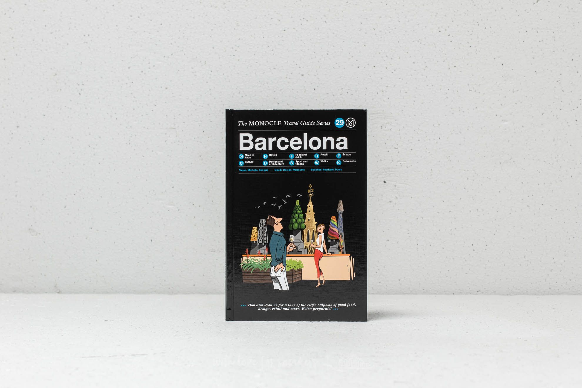 Monocle Barcelona Travel Guide