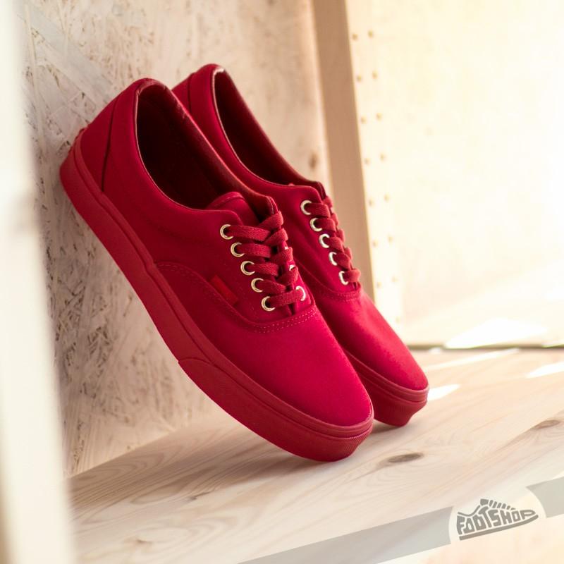 Men's shoes Vans Era (Gold Mono) Crimson