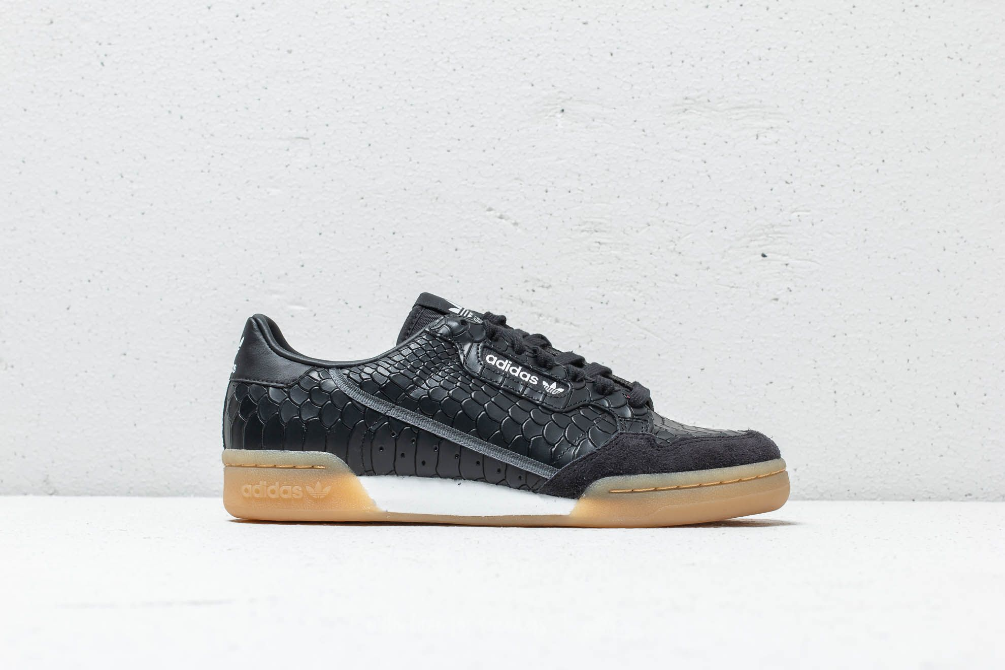 b6f2e019 adidas Continental 80 Core Black/ Carbon/ Grey Five at a great price $70 buy