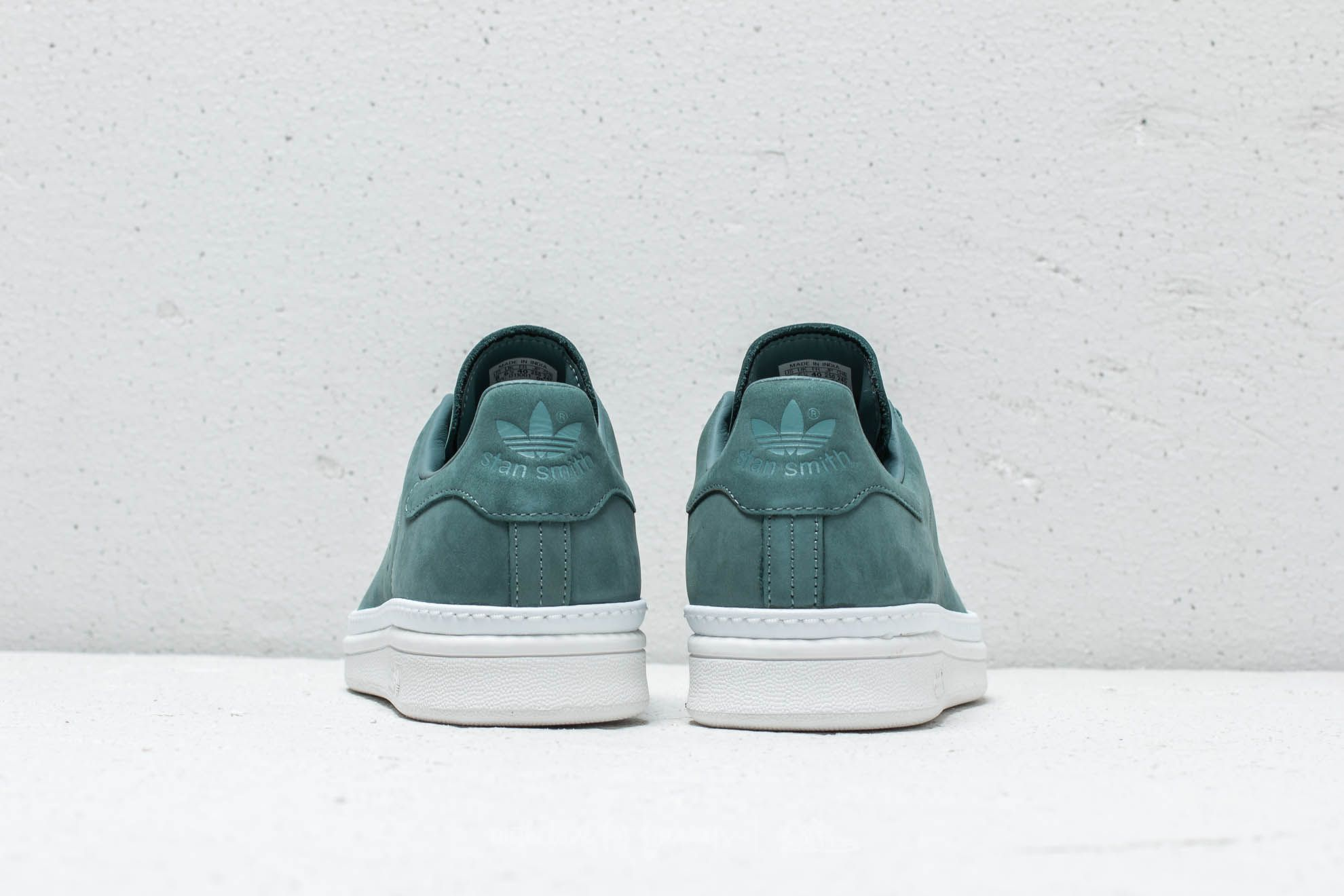 finest selection e6452 002ac adidas Stan Smith New Bold W Raw Green Raw Green Cloud White at a