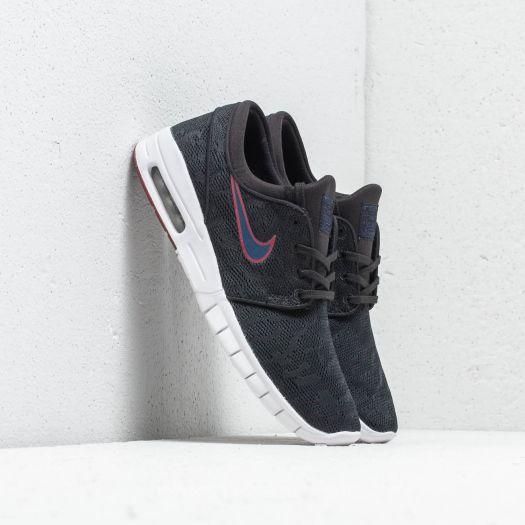 ayudante rizo jugo  Men's shoes Nike SB Stefan Janoski Max Black/ Blue Void | Footshop