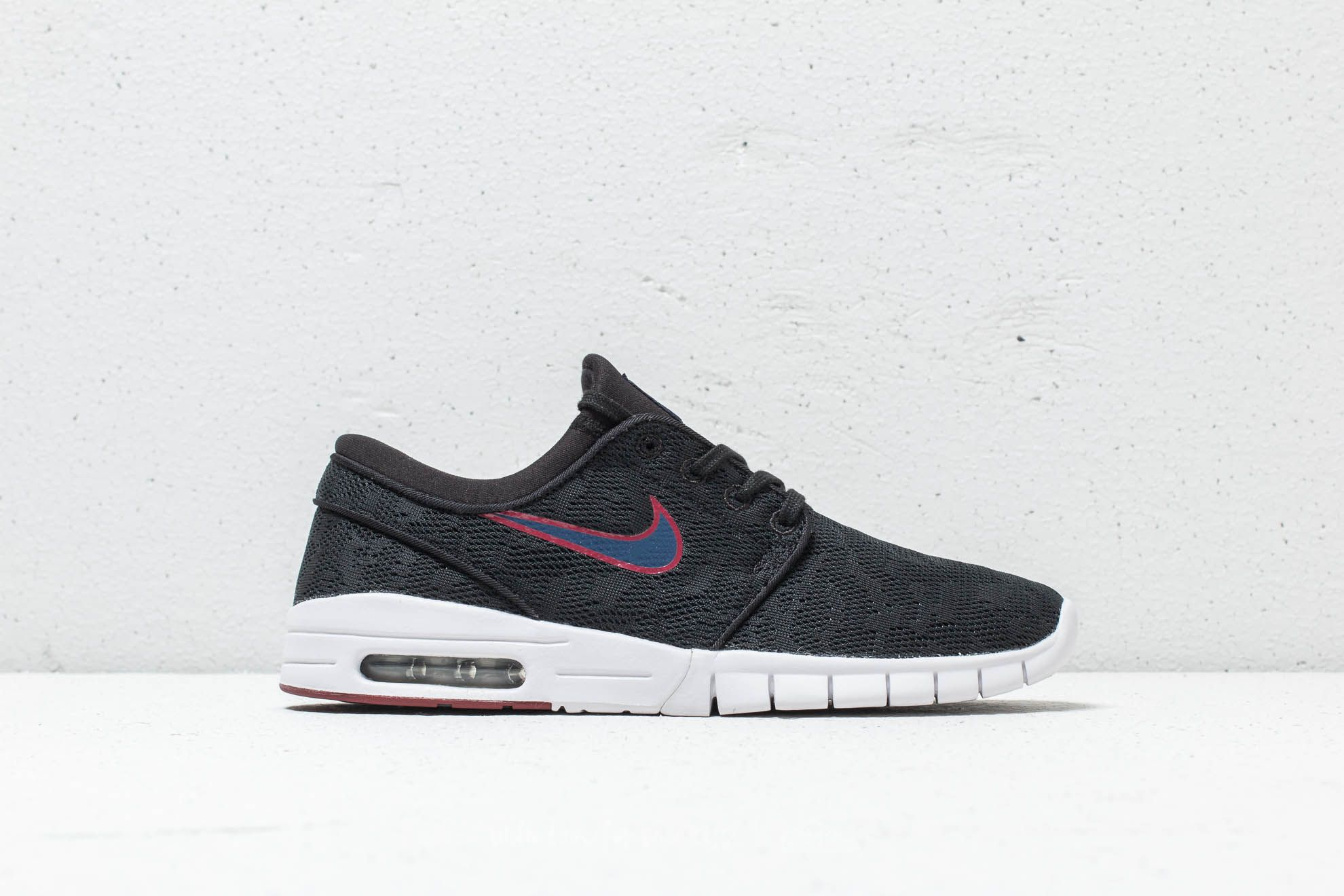 more photos 58b19 6ab5c Nike SB Stefan Janoski Max Black Blue Void at a great price 128 € buy