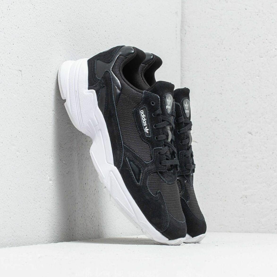 adidas Falcon W Core Black/ Core Black/ Ftw White EUR 41 1/3