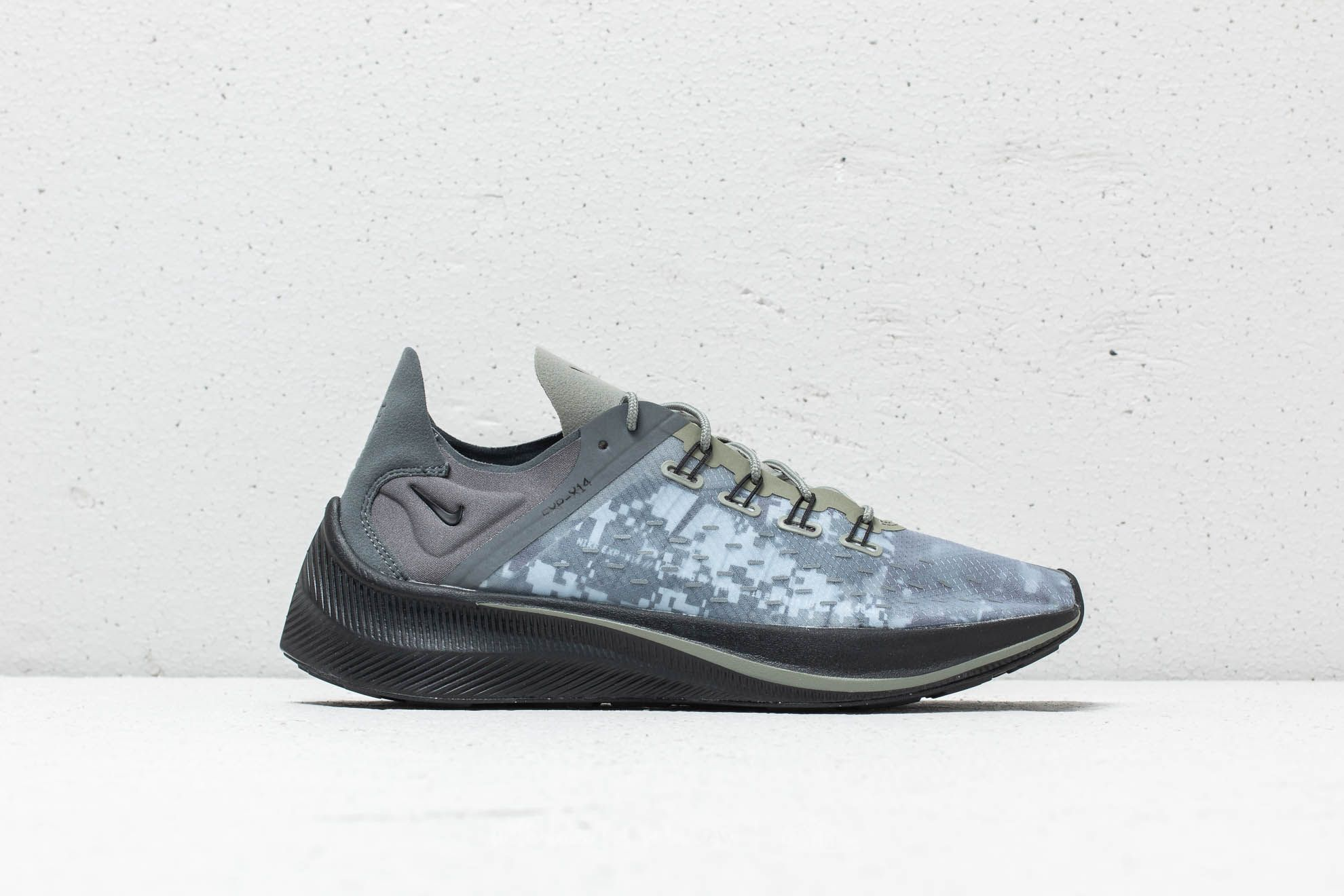 the latest 9501a 15495 Nike Exp-X14 Dark Stucco  Black-Dark Grey at a great price 136