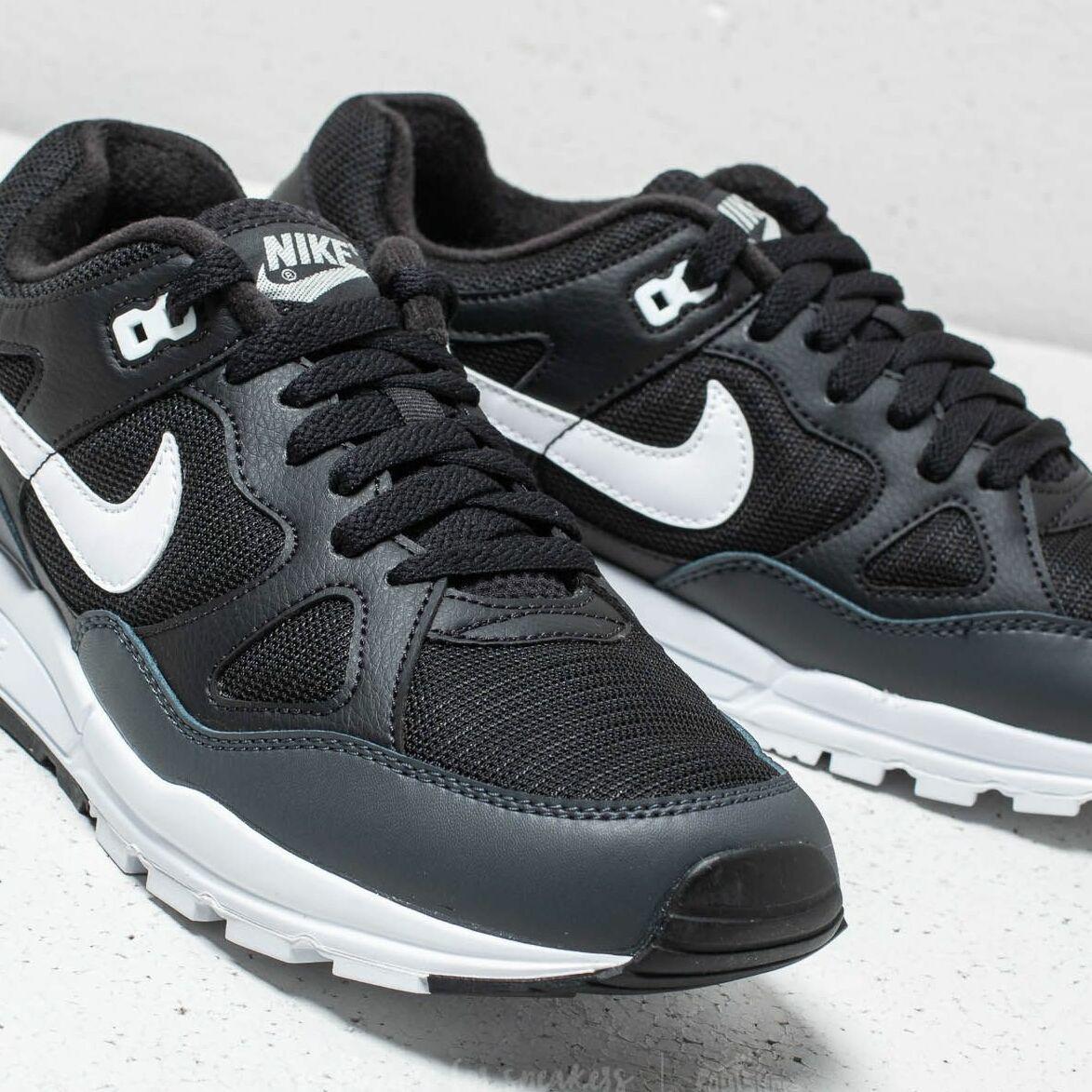 Nike Air Span II Black/ White-Anthracite