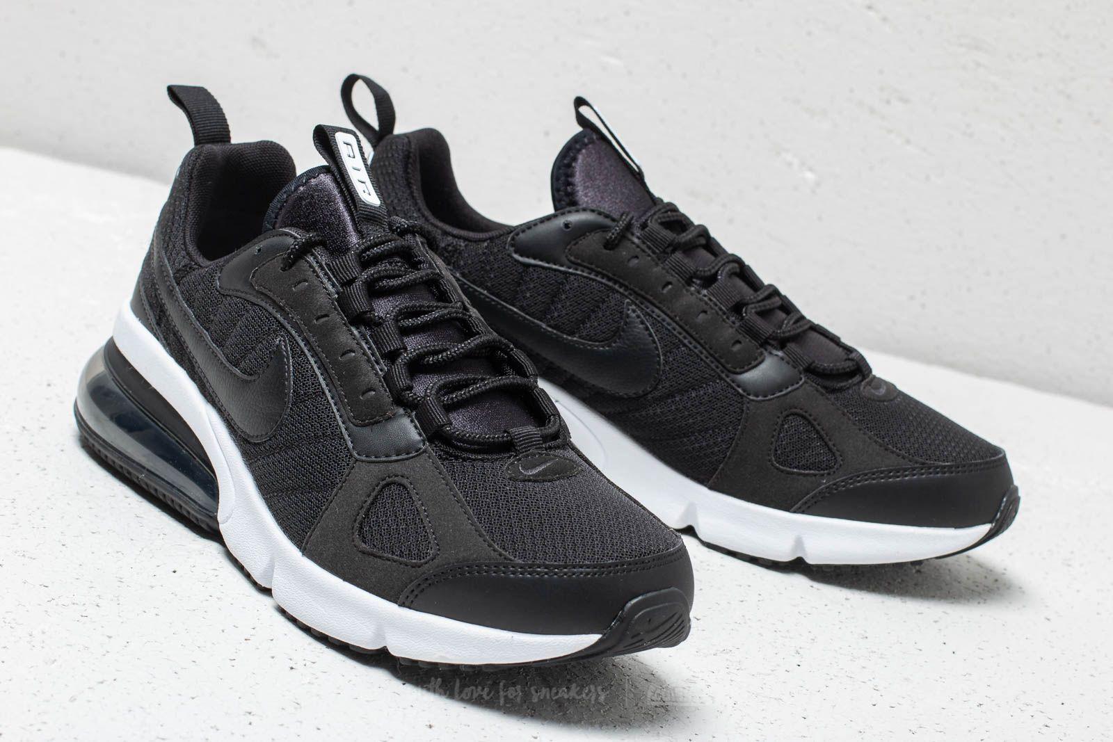 Nike Air Max 270 Futura Black Black White | Footshop