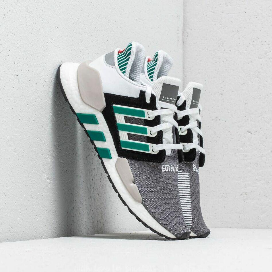 adidas EQT Support 91/18 Core Black/ Clear Granite/ Sub Green EUR 42 2/3