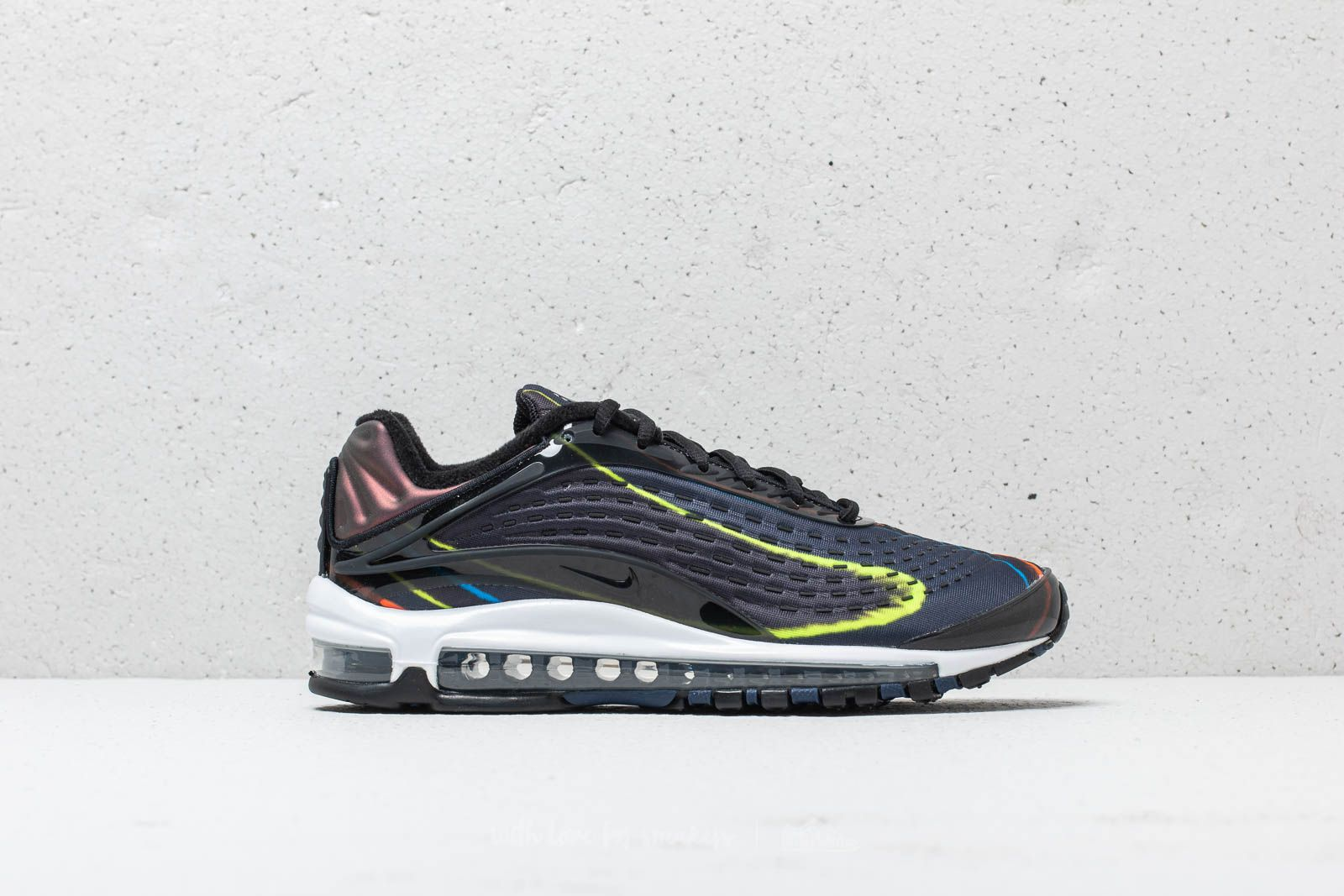 hot sale online 1acb8 813b5 Nike Air Max Deluxe Black  Black-Midnight Navy at a great price 220 €