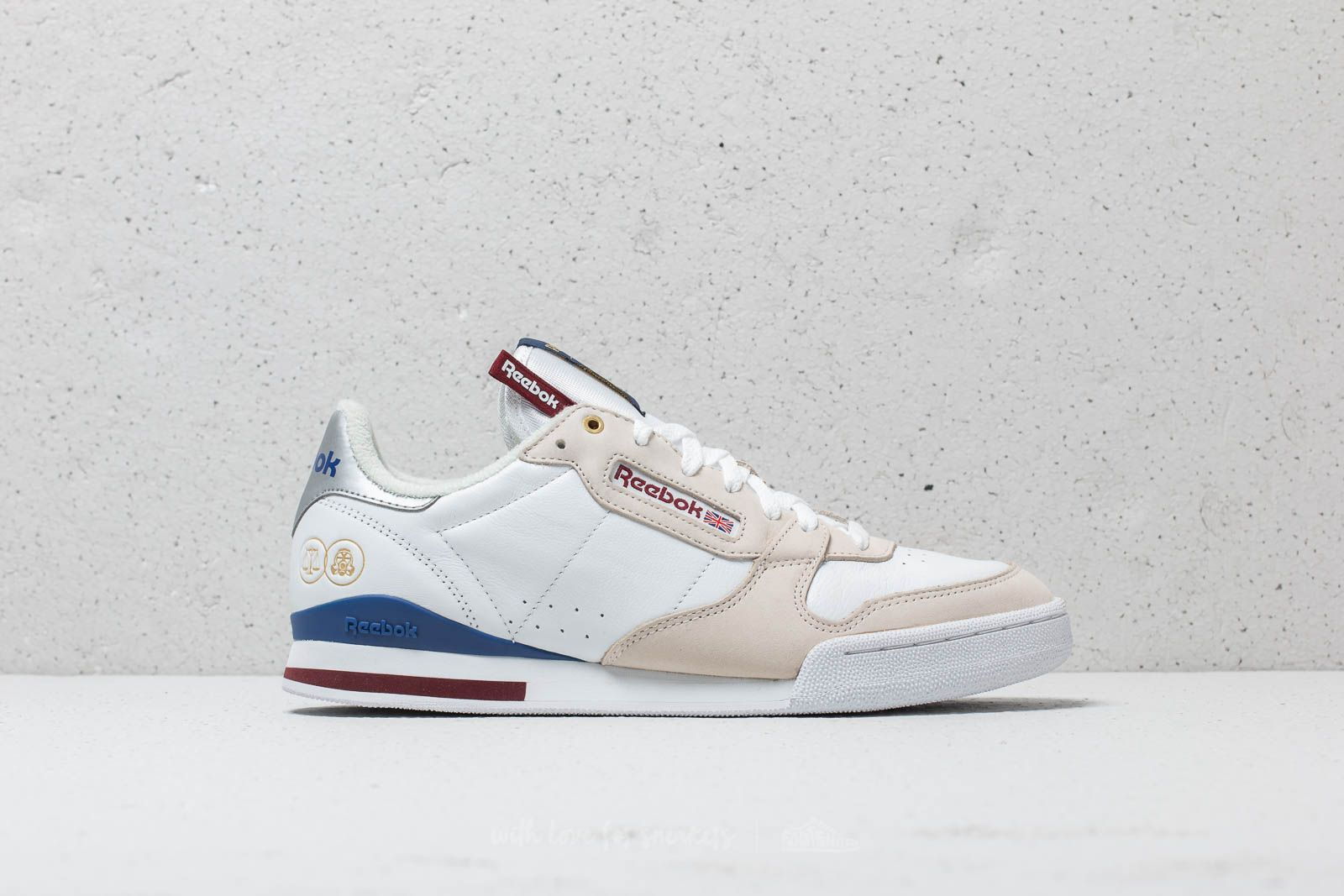 057365952 Reebok x Footpatrol x HAL   Common Youth   Phase 1 MU White ...