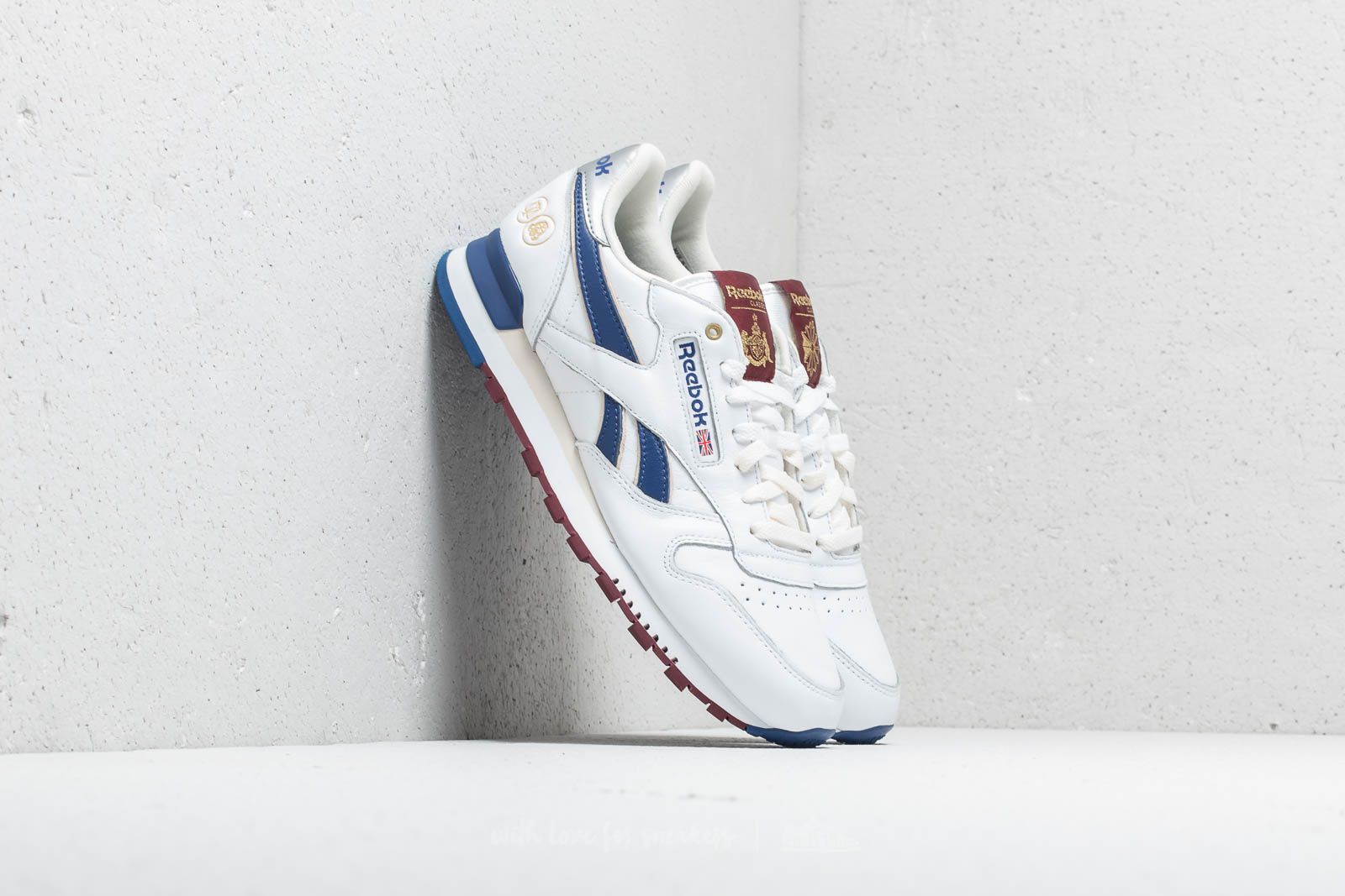 "Reebok x Footpatrol x HAL ""Common Youth"" Classic Leather Mu"