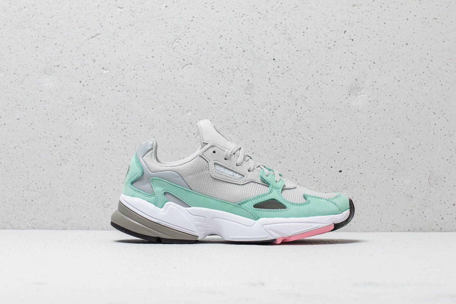 Women's shoes adidas Falcon W Grey One