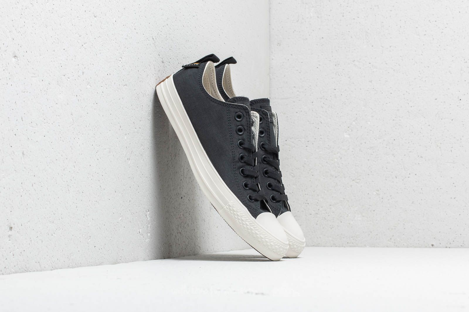 0f8640b8ac6b Converse Chuck Taylor All Star OX Black  Egret  Gum at a great price £